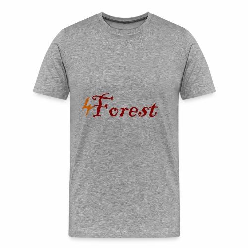 4Forest - Männer Premium T-Shirt