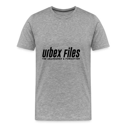 Urbex Files Vest - Mannen Premium T-shirt