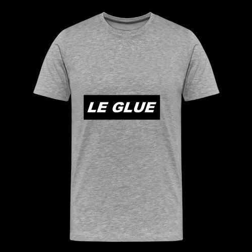 Le Glue - Men's Premium T-Shirt