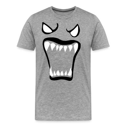 Monsters running wild - Premium-T-shirt herr