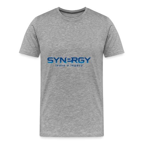 synergylogo - Camiseta premium hombre