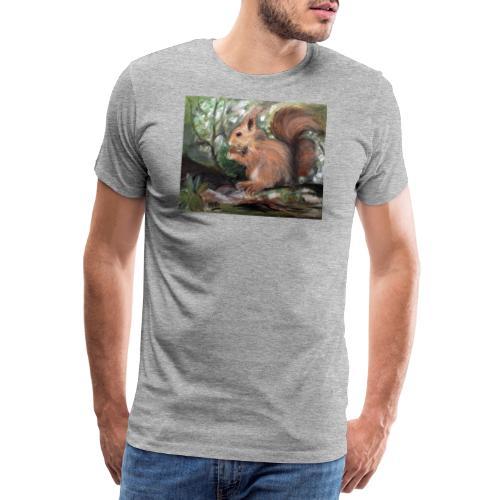 eccureuil - T-shirt Premium Homme