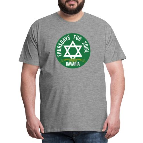 TFZ Logo Basic - Männer Premium T-Shirt