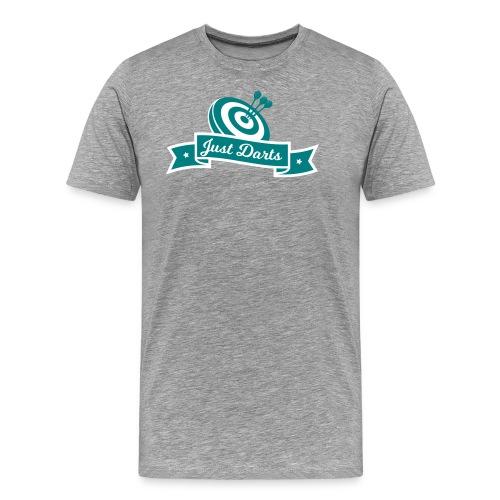 ★ Just Darts ★ - Männer Premium T-Shirt