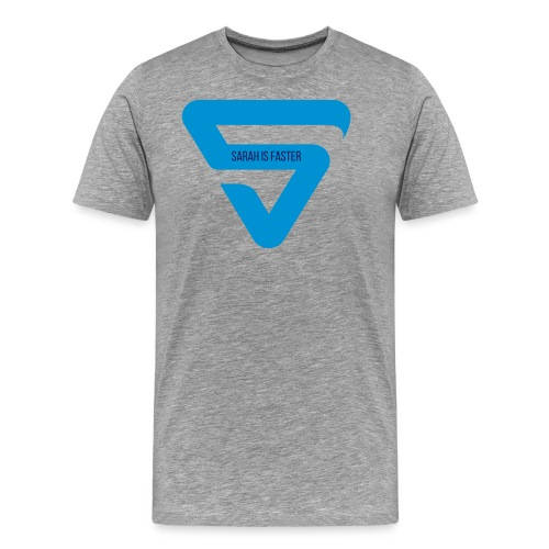 Sarah is Faster - T-shirt Premium Homme