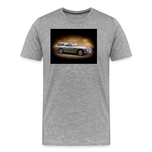 1366 2000 4 - Männer Premium T-Shirt