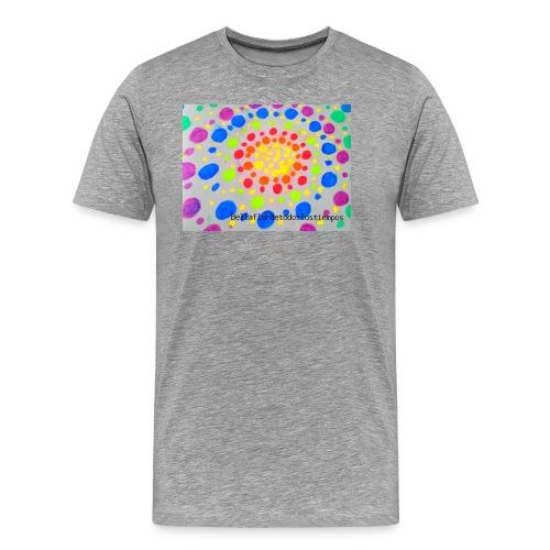 Bellaflordetodoslostiempos - Camiseta premium hombre