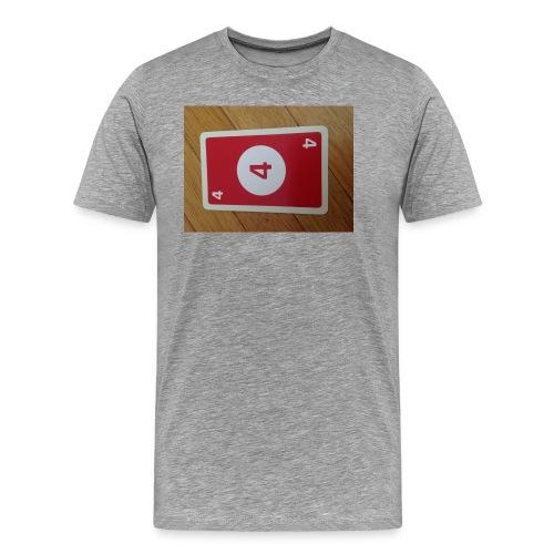 UNO - Männer Premium T-Shirt