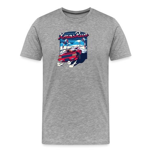 XmasRun - Männer Premium T-Shirt