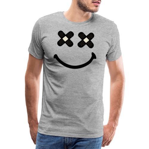 Pansement smile - Humour - T-shirt Premium Homme