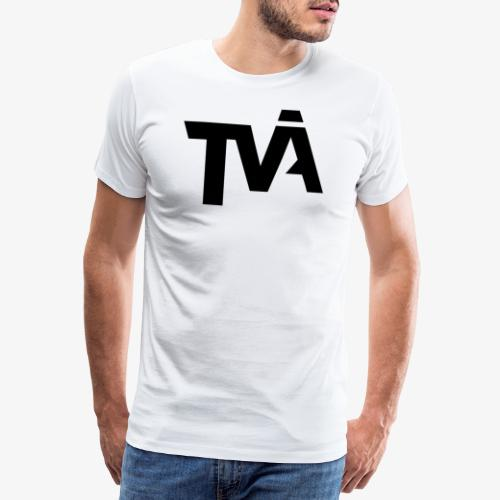TVÅHUNDRA - Premium-T-shirt herr
