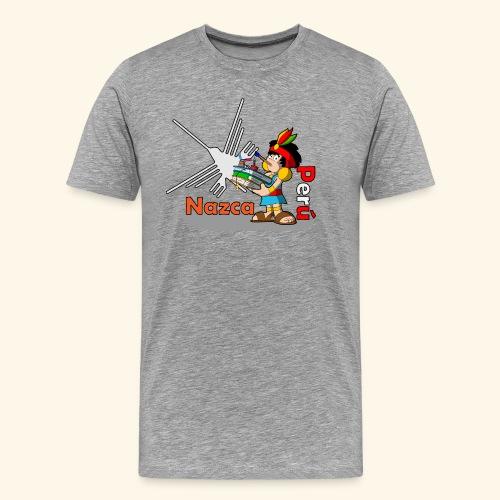 Nazca - Camiseta premium hombre