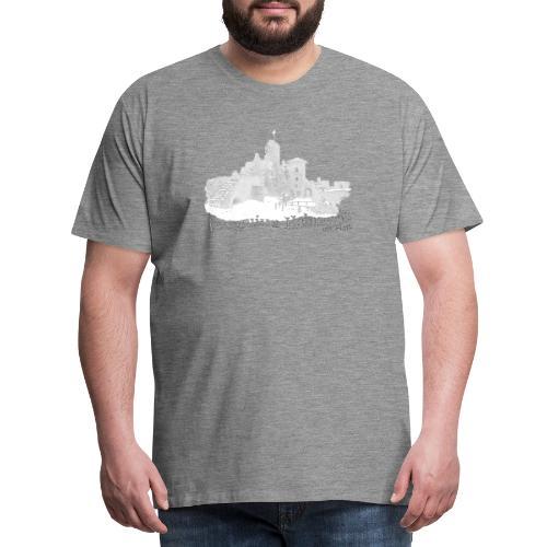 burgruine hohnstein harz 2 - Männer Premium T-Shirt