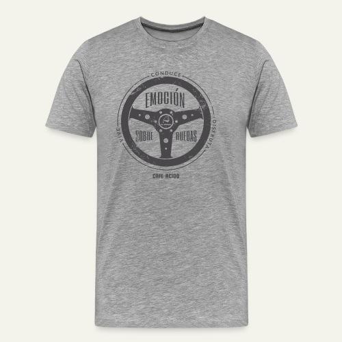 Emoción sobre ruedas - Camiseta premium hombre