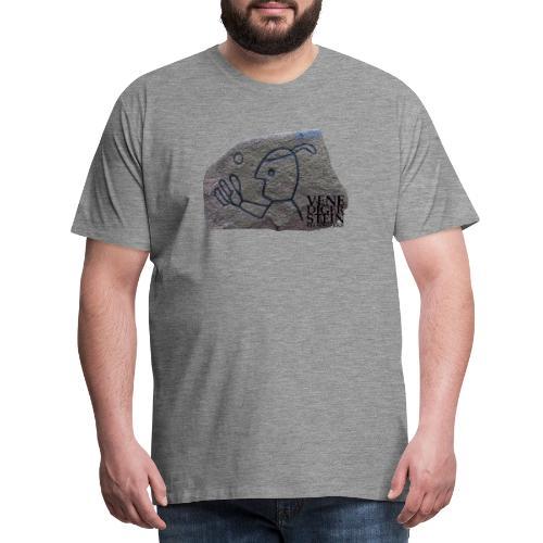 venedigerstein schierke 1 - Männer Premium T-Shirt