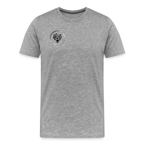 T-Shirt | Männer Shirt/ Heavy and fit - Männer Premium T-Shirt
