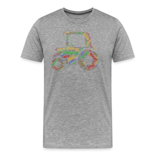 Schleptrup Trecker - Männer Premium T-Shirt