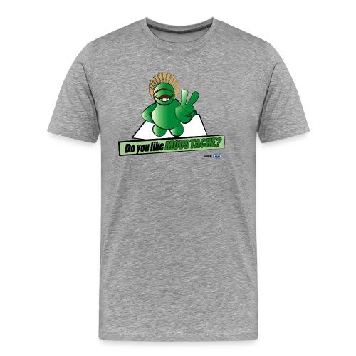 Do you like MOUSTACHE? - Männer Premium T-Shirt