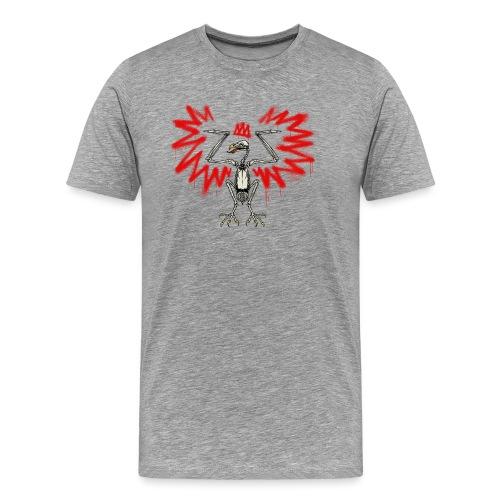 100 - Koszulka męska Premium