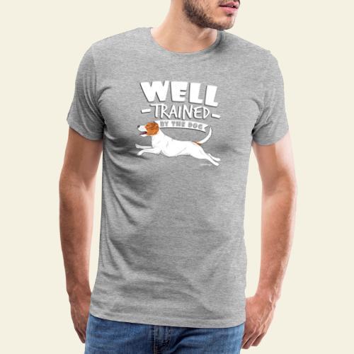 parsonwell2 - Miesten premium t-paita