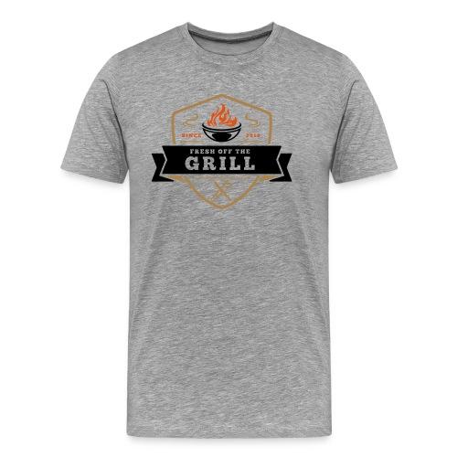 Fresh off the Grill 4C - Männer Premium T-Shirt