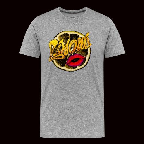 Lemon - Maglietta Premium da uomo