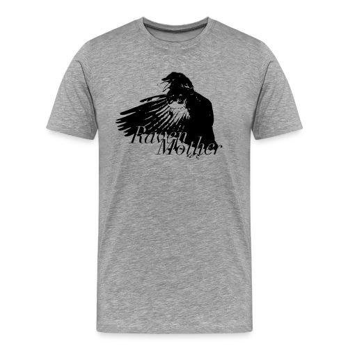 Ravenmother - Männer Premium T-Shirt