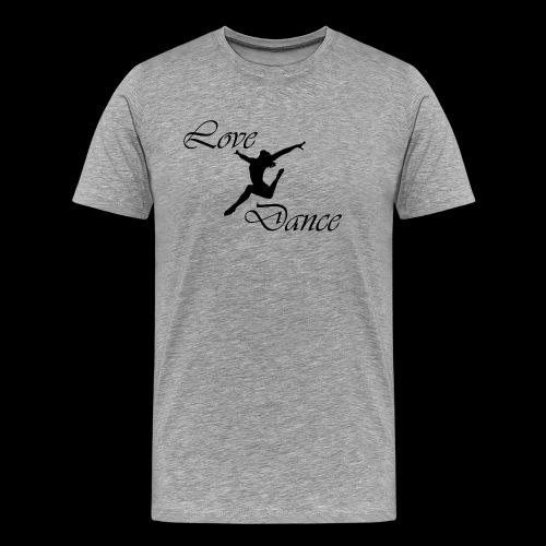 Love Dance - Männer Premium T-Shirt