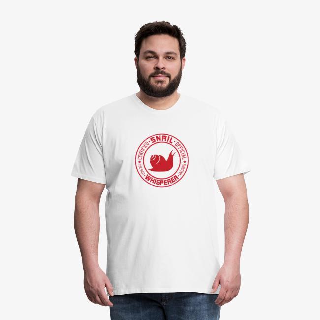 Snail Whisperer Red