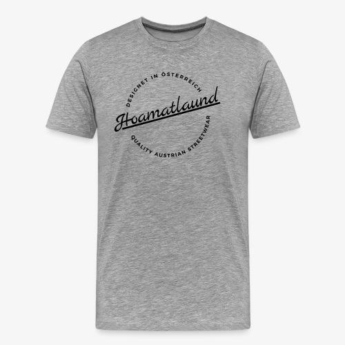 Österreich Hoamatlaund - Männer Premium T-Shirt