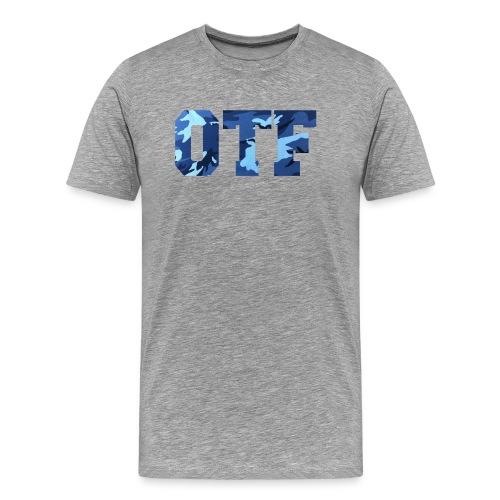 otfffff png - Mannen Premium T-shirt
