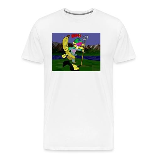 Bruno II - Premium T-skjorte for menn