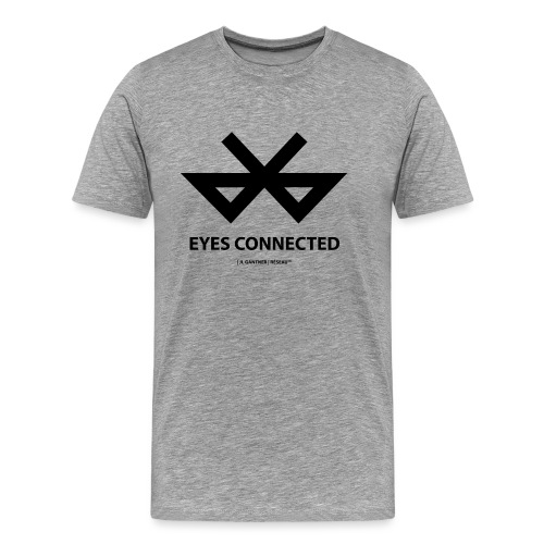EYES CONNECTED - T-shirt Premium Homme