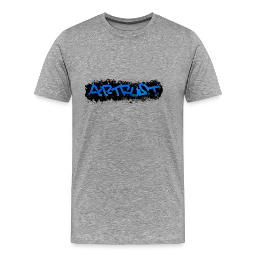 AirTrust Graffiti Hoodie - Männer Premium T-Shirt