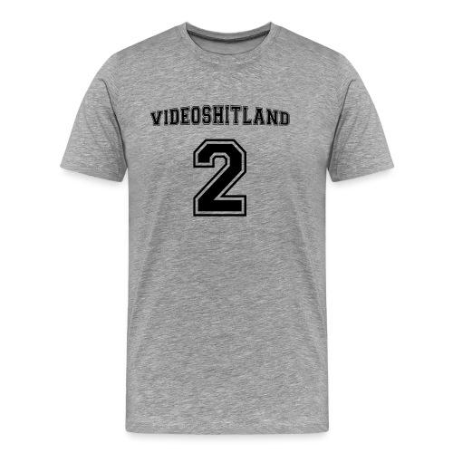 Baseball logo - Männer Premium T-Shirt