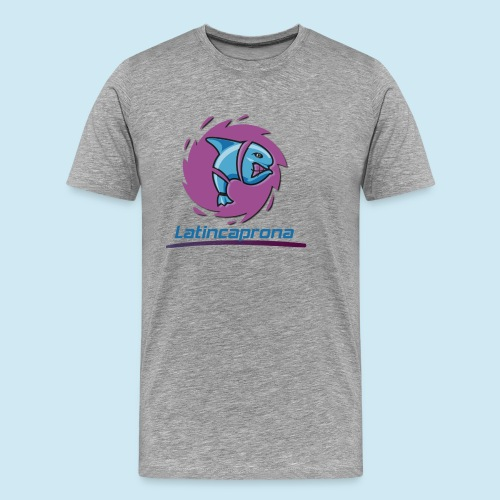 Latincaprona - Maglietta Premium da uomo