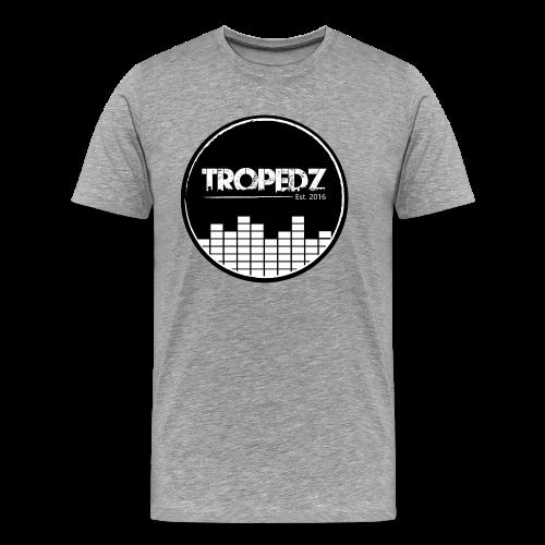 Tropedz-music - Männer Premium T-Shirt