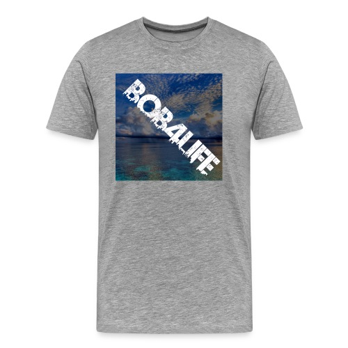 the design is chill. - Men's Premium T-Shirt