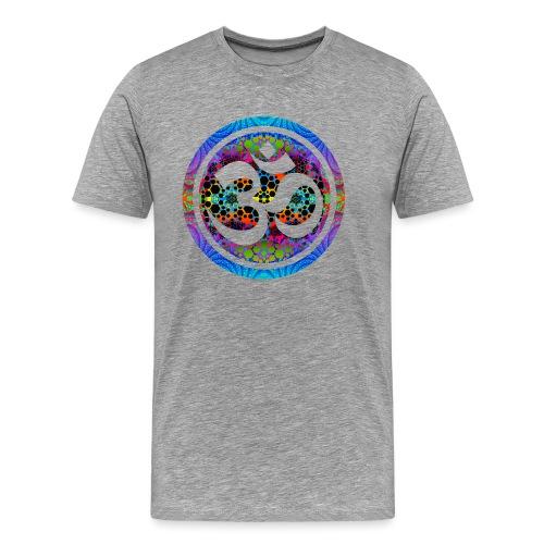 Aum Ohm Om - Männer Premium T-Shirt
