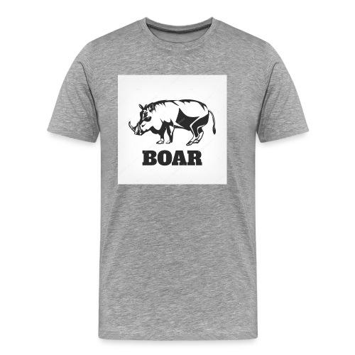 Dzik #1 - Koszulka męska Premium