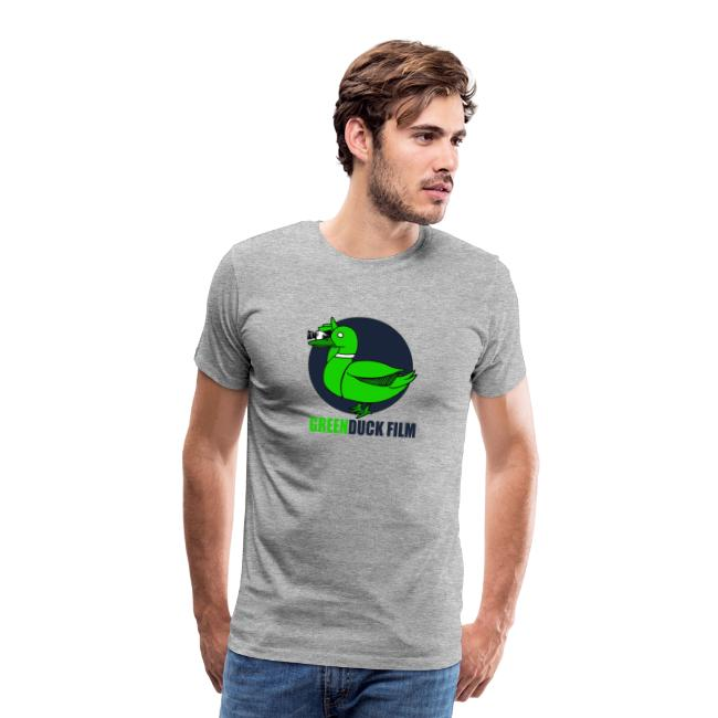 Greenduck Film Dark Blue Logo