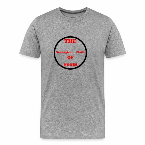 TNCN Merch - Premium T-skjorte for menn