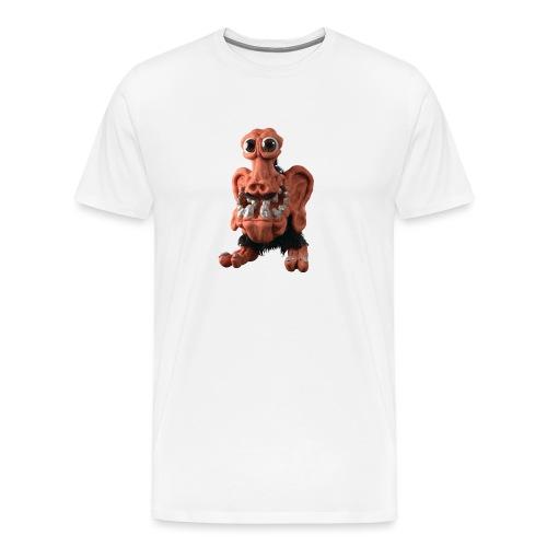 Very positive monster - Men's Premium T-Shirt