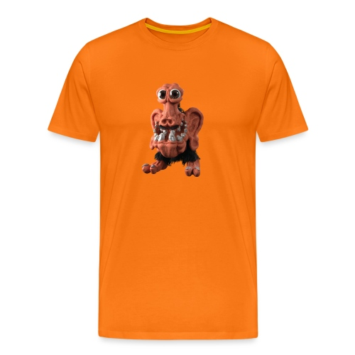 Very positive monster - Men's Premium T-Shirt