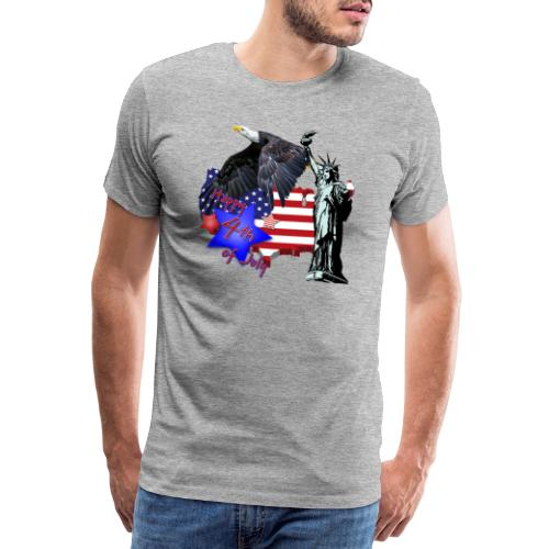 Independence Day - Männer Premium T-Shirt
