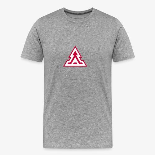 MrCraith Logo - Mannen Premium T-shirt