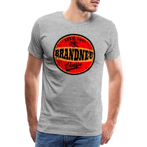 Brandneu design vintage - Männer Premium T-Shirt