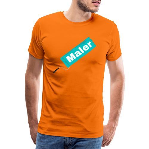Maler - Männer Premium T-Shirt