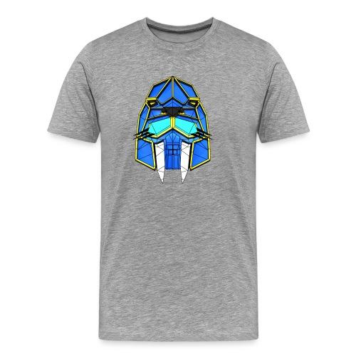 LeonMarinoFu - Camiseta premium hombre