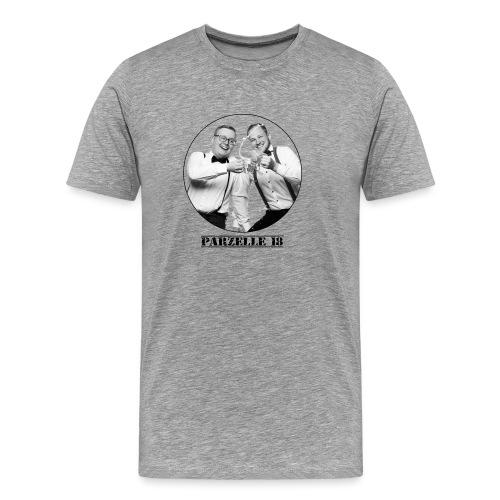 Parzelle 18 Logo - Männer Premium T-Shirt